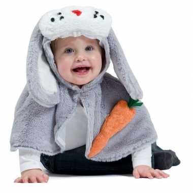 Baby/peuter paashaas verkleedcarnavalskleding den bosch