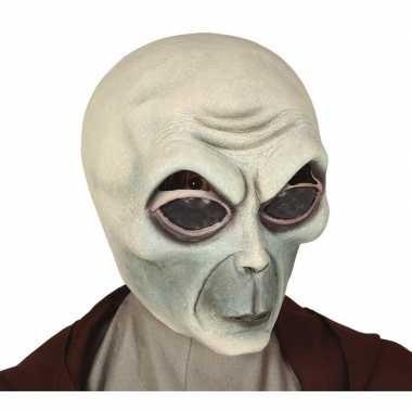 Alien horror/halloween masker latex carnavalskleding den bosch