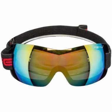 Carnavalskleding apres ski bril volwassenen