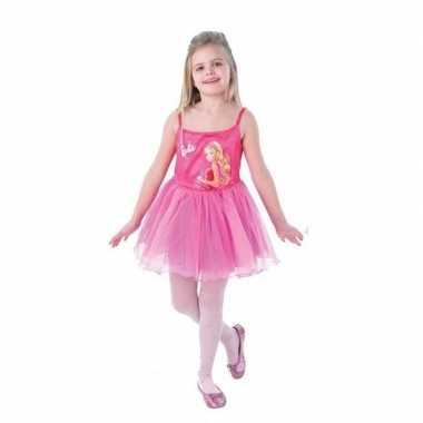 Barbie ballerina verkleed jurkje meisjes carnavalskleding den bosch