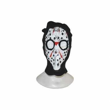 Bivakmuts hockey masker carnavalskleding Den Bosch