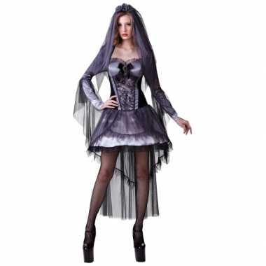 Dark bride jurkje dames carnavalskleding den bosch