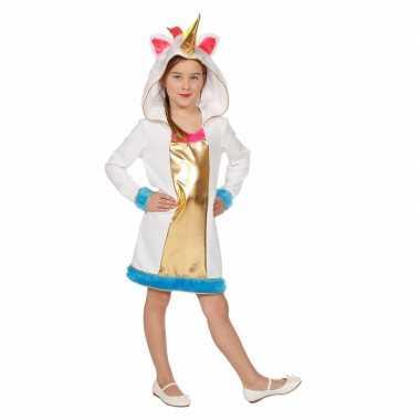 Eenhoorn dieren jurkje meisjes carnavalskleding den bosch