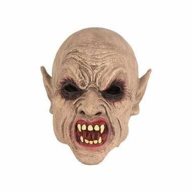 Goblin horror/halloween masker latex carnavalskleding den bosch