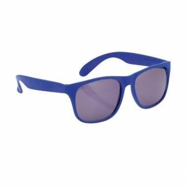 Goedkope blauwe zonnebrillen carnavalskleding den bosch