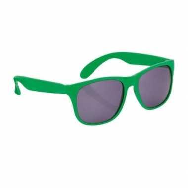 Goedkope groene zonnebrillen carnavalskleding den bosch