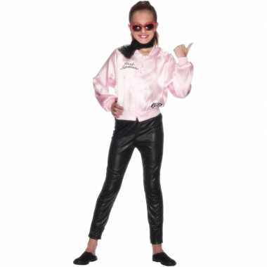 Grease jasje meisjes carnavalskleding den bosch
