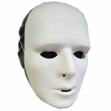 Carnavalskleding grimeer maskers 10045322