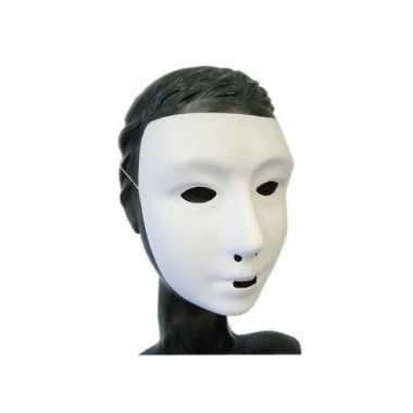 Grimeer maskers carnavalskleding Den Bosch