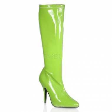 Bosch Groene Carnavalskleding Dames Den Laarzen Hoge CWSqwpf1n