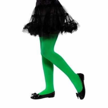Groene verkleedlegging kinderen jaar carnavalskleding den bosch