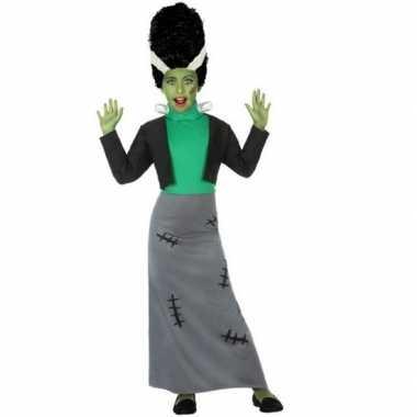 Halloween horror experiment monster meisjes carnavalskleding den bosc