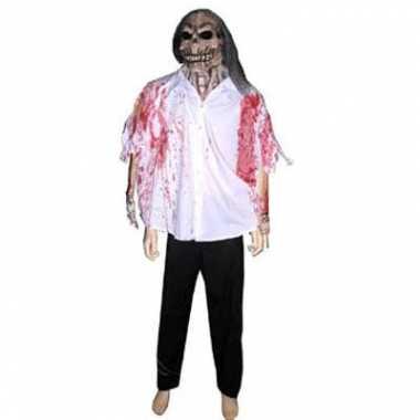 Halloween masker blouse carnavalskleding den bosch