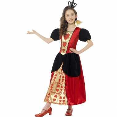 Harten vrouw jurk meisjes carnavalskleding Den Bosch