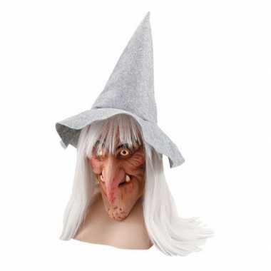 Heksen maskers carnavalskleding Den Bosch
