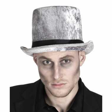 Carnavalskleding hoge zombie grafgraver hoeden