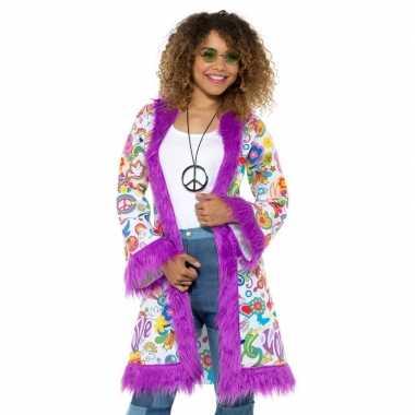 Jaren groovy verkleedjas dames carnavalskleding den bosch