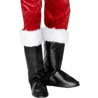 Laarshoezen kerstman carnavalskleding Den Bosch