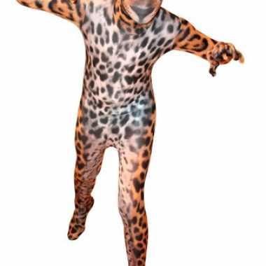 Luipaarden morphsuit kinderen carnavalskleding Bosch