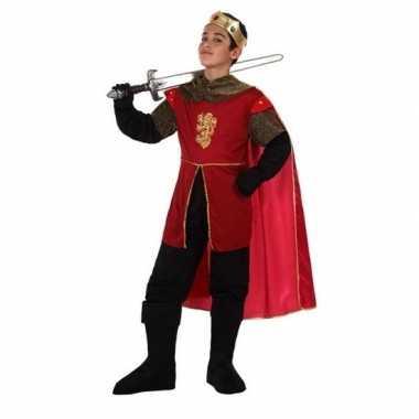 Middeleeuwse verkleedset henry jongens carnavalskleding den bosch
