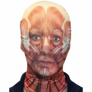Carnavalskleding morphsuit halloween maskers