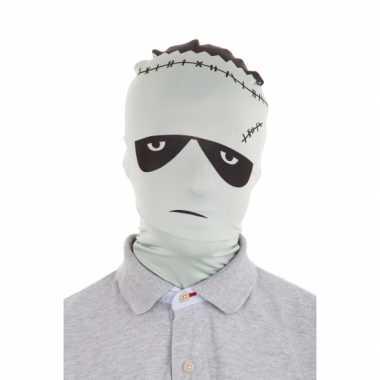Morpsuit masker frankenstein carnavalskleding den bosch
