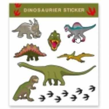 Nep tatoeage stickers dinosaurus stuks carnavalskleding den bosch