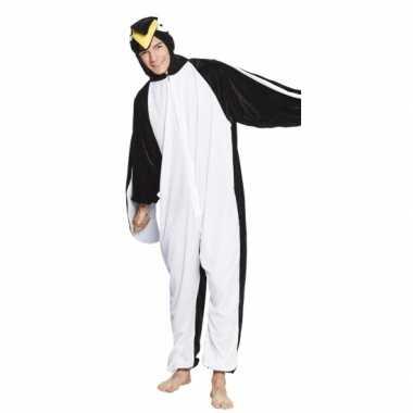 Pinguin onesie kids carnavalskleding den bosch