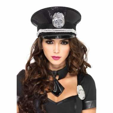 Carnavalskleding Politie Dames.Politie Pet Pailletten Dames Carnavalskleding Den Bosch