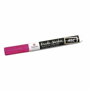 Roze hobby of knutsel raamstiften carnavalskleding den bosch