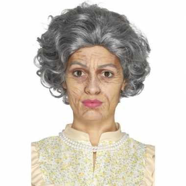 Schminkset om een oma te schminken carnavalskleding den bosch