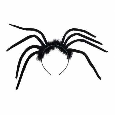 Spinnenpoten aan diadeem volwassenen carnavalskleding den bosch