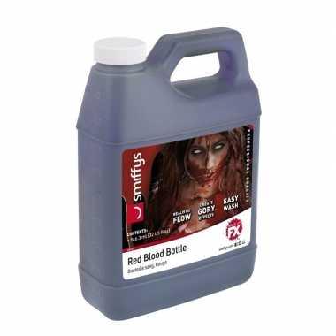 Vampier nepbloed fles ml carnavalskleding den bosch