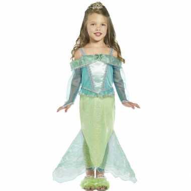 Voor zeemeerminnen jurkje carnavalskleding Den Bosch