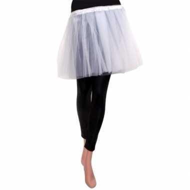 Wit meisjes verkleed rokje carnavalskleding den bosch