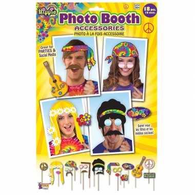 X fotoprops hippie feestje carnavalskleding den bosch