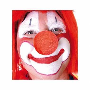 X stuks carnaval neus/neuzen rood carnavalskleding den bosch