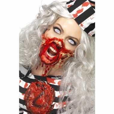 Halloween Zombie Schmink.Zombie Schmink Set Latex Carnavalskleding Den Bosch