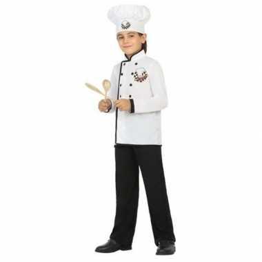 Chef kok uniform carnavalskleding jongens den bosch