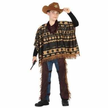 Cowboy/western carnavalskleding jongens den bosch