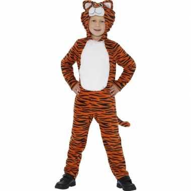 Dieren carnavalskleding tijger kinderen den bosch