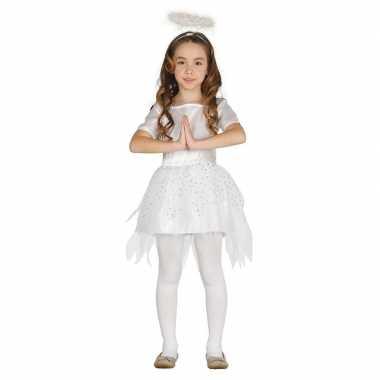 Engelen carnavalskleding raziel aureool/halo meisjes den bosch