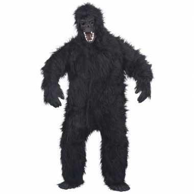 Gorilla apen carnavalskleding volwassenen den bosch