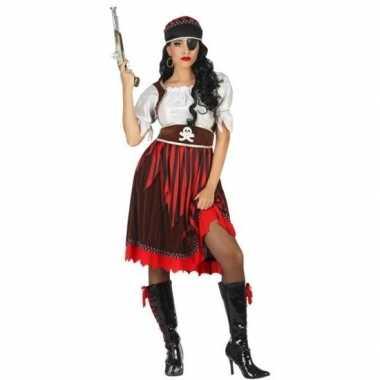 Grote maat piraten carnavalskleding rachel dames den bosch