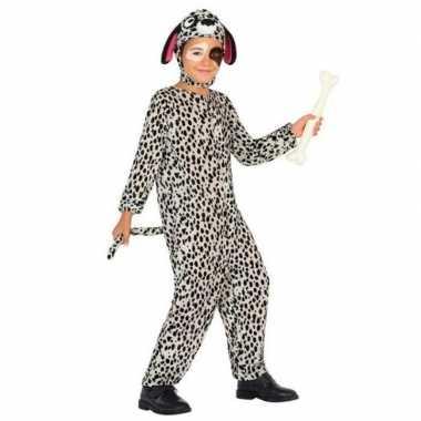 Hond/honden dalmatier verkleedcarnavalskleding kinderen bosch