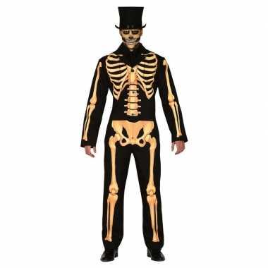 Horror skelet verkleed carnavalskleding heren den bosch