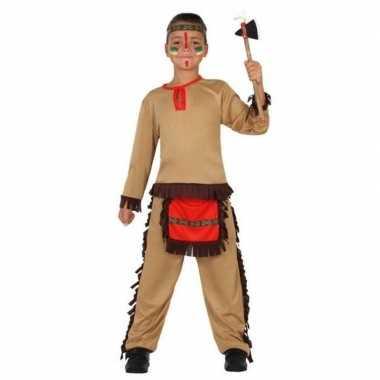 Indianen carnavalskleding jongens den bosch