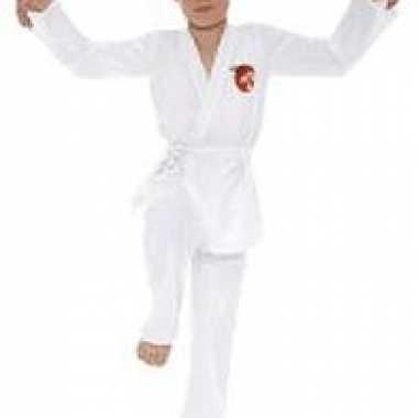 Karate kid carnavalskleding jongens den bosch