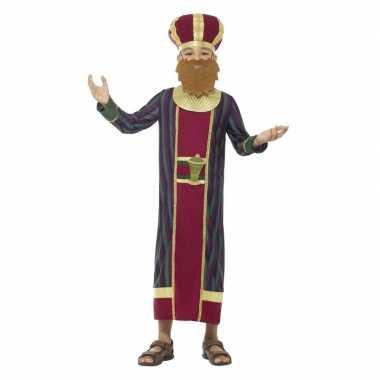 Koning balthazar kerst carnavalskleding jongens den bosch