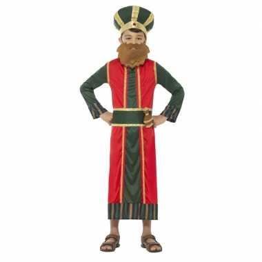 Koning caspar kerst carnavalskleding jongens den bosch